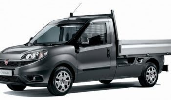 FIAT DOBLO CARGO WORK-UP pieno